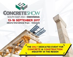 Concrete Show South East Asia 2017