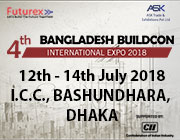 Bangladesh Buildcon 2018