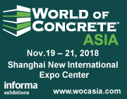 World of Concrete Asia