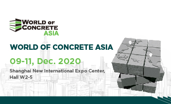 World of Concrete Asia 2020