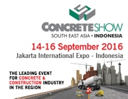 Concrete Show South East Asia 2016