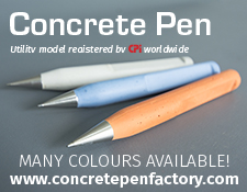 Concrete Pen