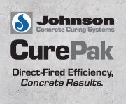 Johnson Concrete Curing System