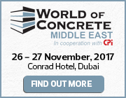 World of Concrete Middle East